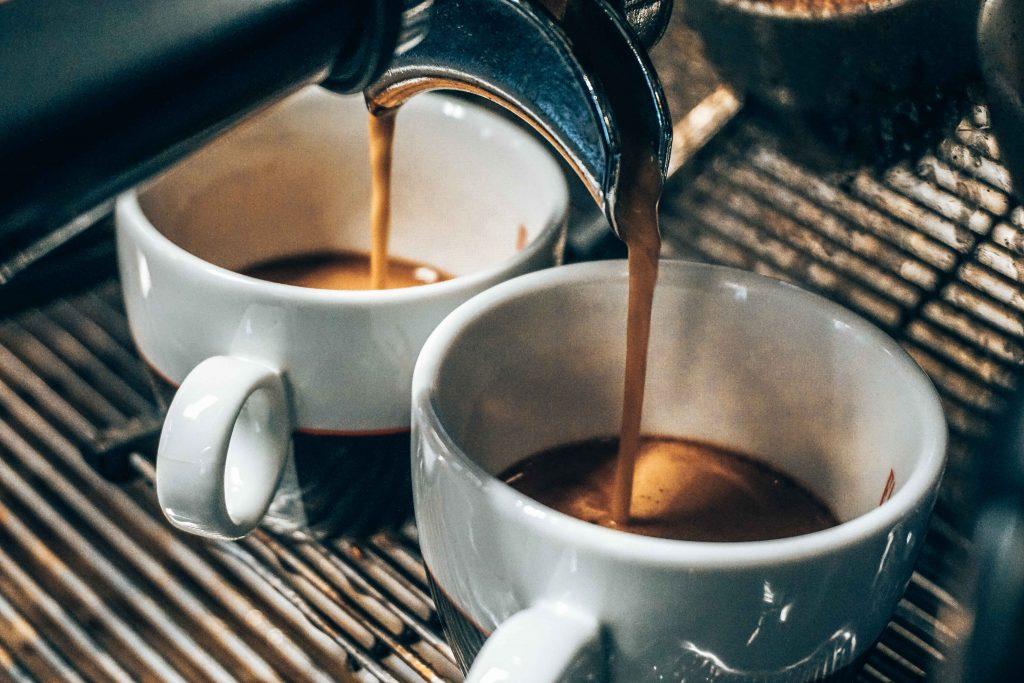 Anders koffie automaat