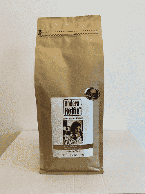 1kg koffiebonen anderskoffie