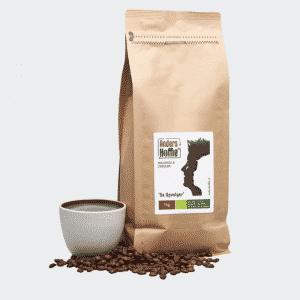 De Opvolger – Biologische Koffiebonen – 1 kg